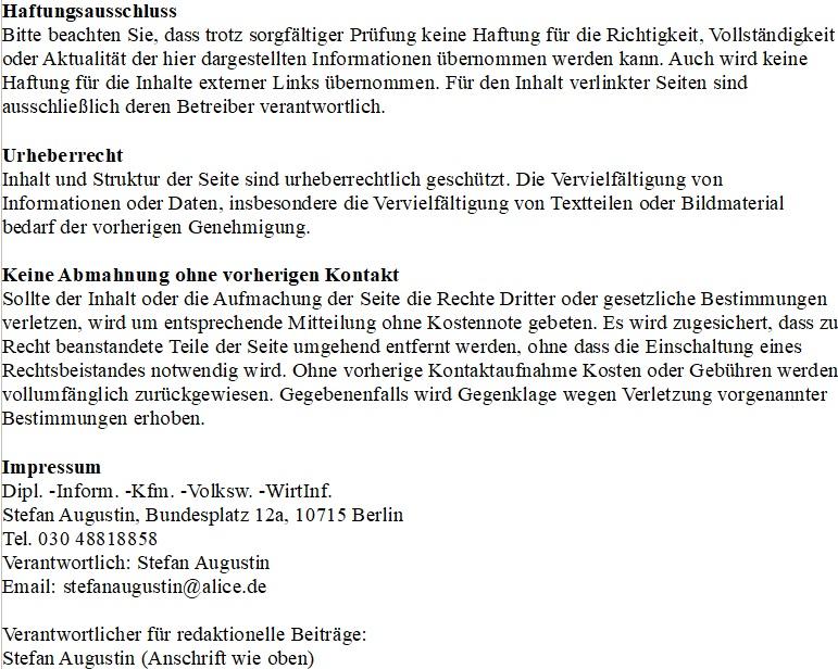 lohnsteuertabelle.com.de-Impressum